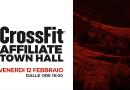 TOWN HALL di CrossFit Italia