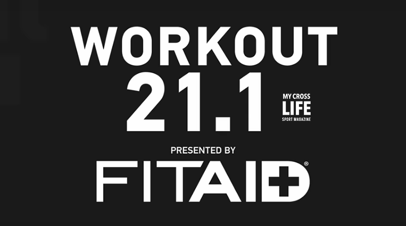 workout 21.1 Open di CrossFit