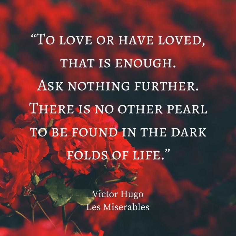 Les Miserables Love Quote
