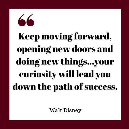 keep moving quote
