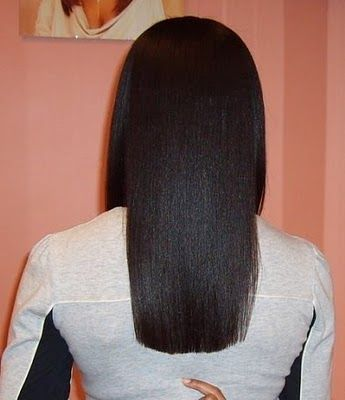 The strap length