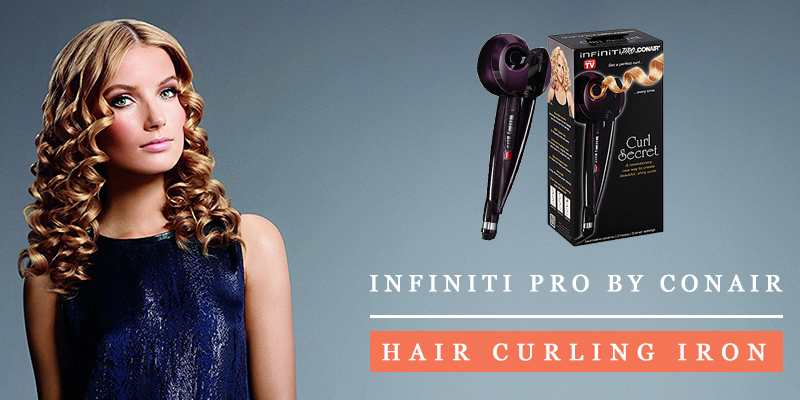 Infiniti Pro By Conair Automatic Curling Iron