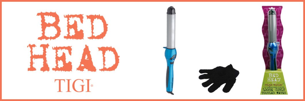 Bed Head High Roller Curling Wand Iron