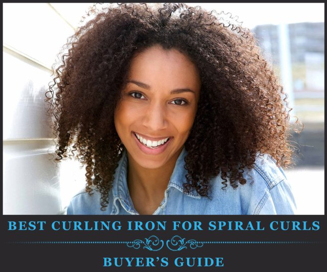 6 best curling irons for spiral curls (september 2019