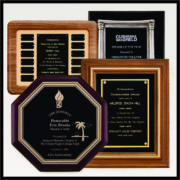 Custom Awards Plaques category icon