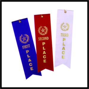 Standard Stock Place Ribbon