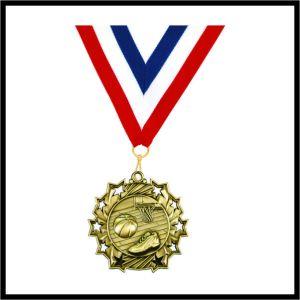 "Basketball Medal (TS) - 2-1/4"""