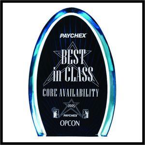 Blue Dynasty Oval - 7