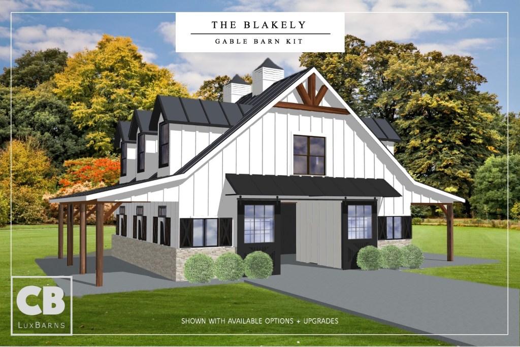 The Blakely Barn Kit