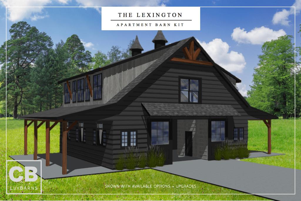 The Lexington Barn Kit