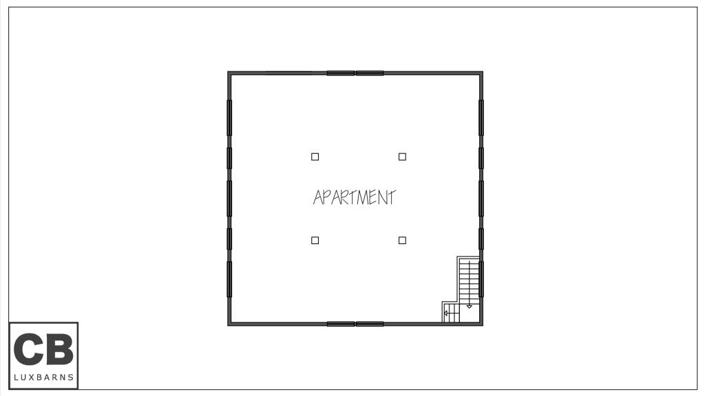 Lexington 40' Second Floor