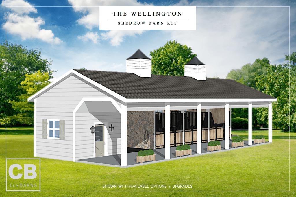 The Wellington barn 65