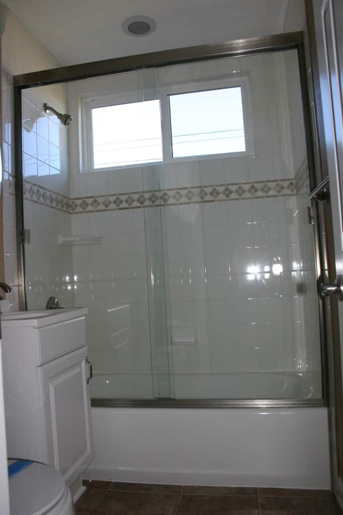 Oil Rubbed Shower Fixtures