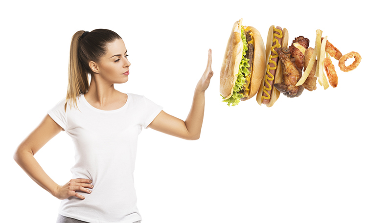 When we think of starting a weight loss routine counting calories is the first thing that comes to mind. Of course, counting calories is important, but there are easy weight loss tips to naturally begin to lose weight while healing your body and satisfying hunger pangs.