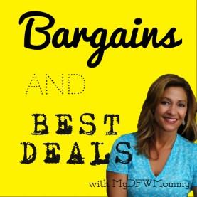 bargains, best deals