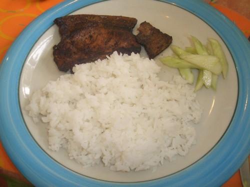 Grilled Porkchop by Lachi's Sans Rival Atbp Photo taken in 2008.