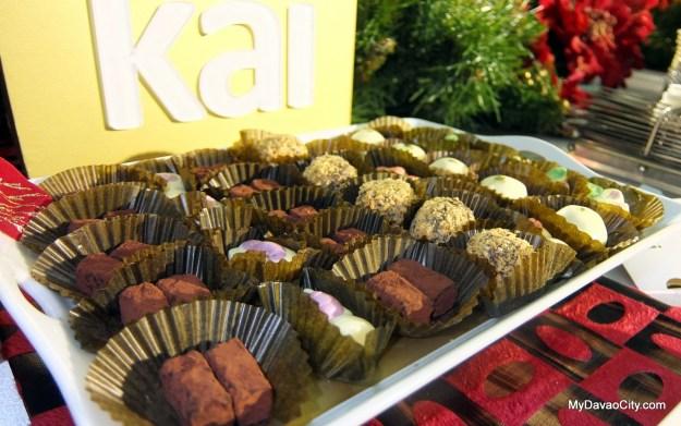 Kai Artisan Chocolates at the Davao Gourmet Collective Festive Food Holiday Market