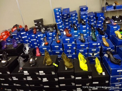 Melissa Shoes at TOPS Davao 2013