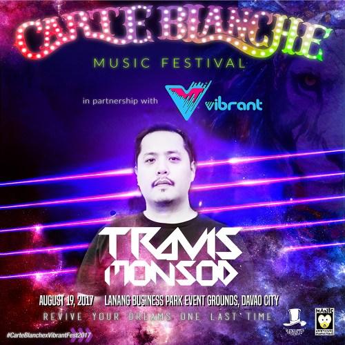 Carte Blanche 2017 Lineup: Travis Monsod
