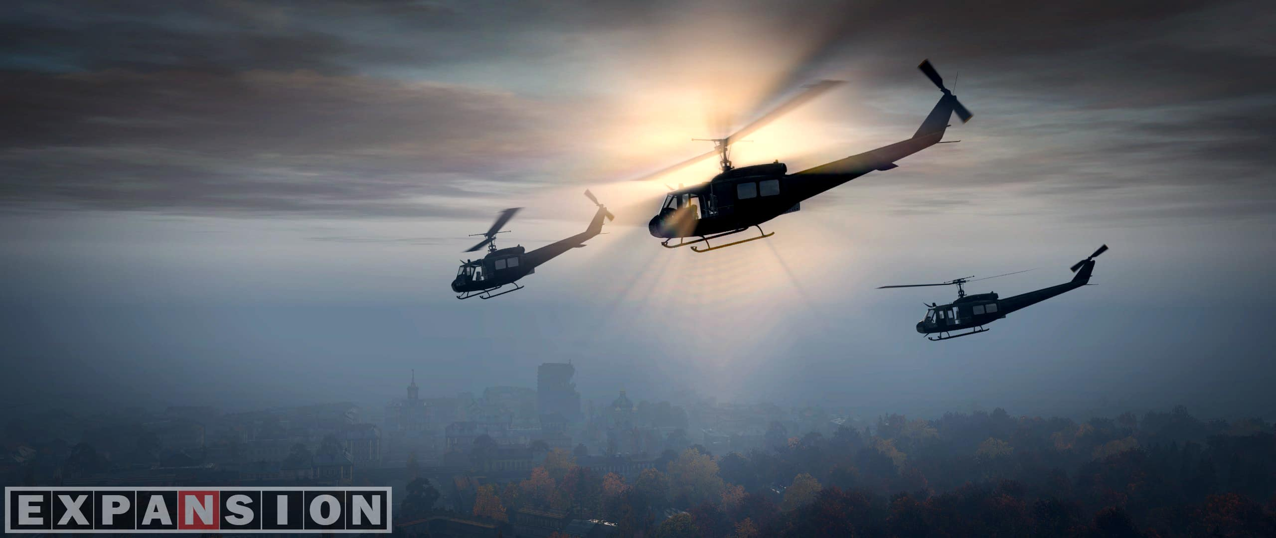 Dayz Expansion Helicopters