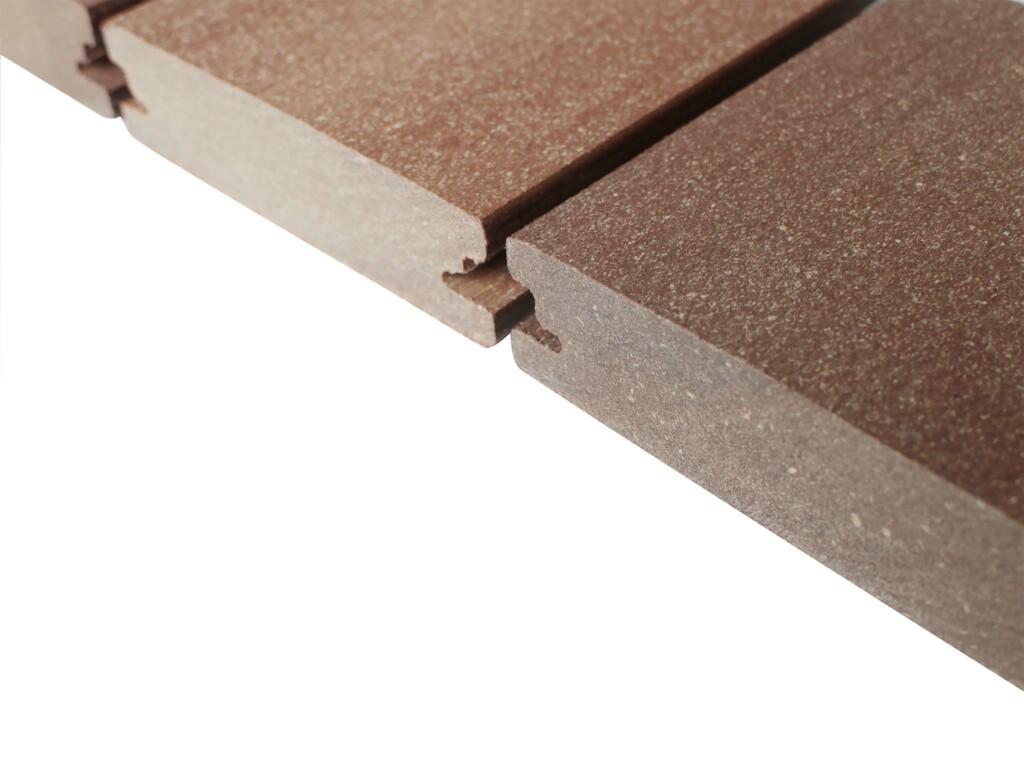 Die Wpc-Vollprofildiele Von Mydeck - Wie Holz Bearbeitbar