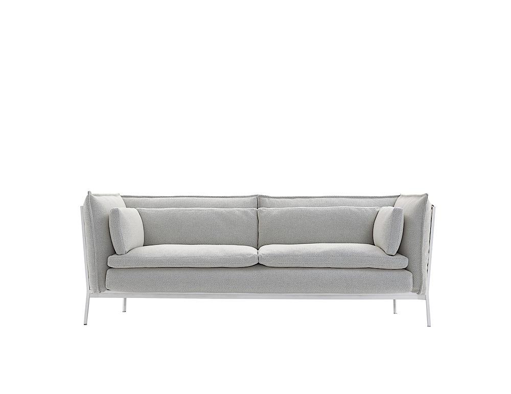 the dump sofa beds reversible microfiber protector basket by ronan & erwan bouroullec — mydecor