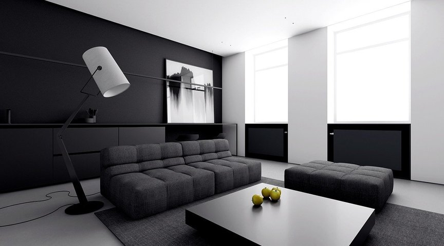 Minimalist Living Room Design Mydecor