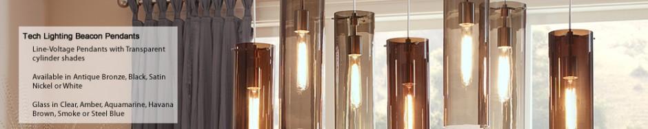 Tech Lighting Beacon Pendant