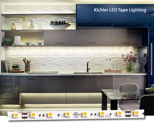led tape kitchen delta faucets parts my design42 easy to install kichler light