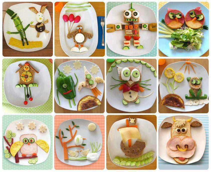 Interesting Amp Creative Food Art Design Ideas