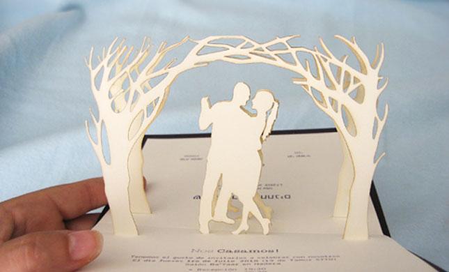 Image Result For Unique Wedding Invitation