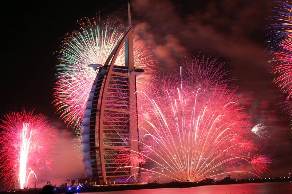 New Years Eve Fireworks Around The World MyDesignBeauty