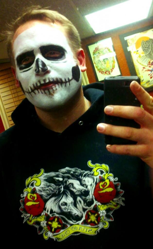 80 Best Halloween Face Painting Designs MyDesignBeauty