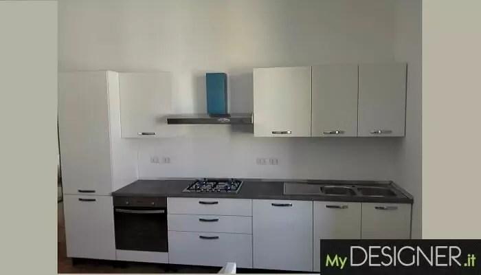 Cucine per casa studenti a Milano