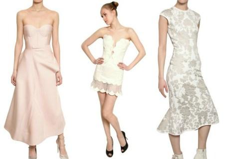 Brautkleider Trends 2012 - Teil 3