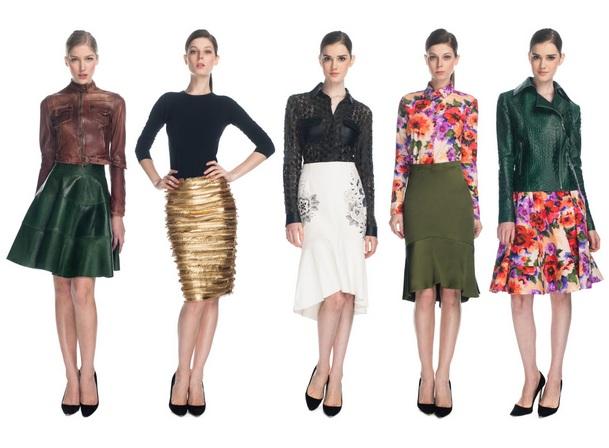 Patricia Viera Kleider 2013 - Trends aus Brasilien