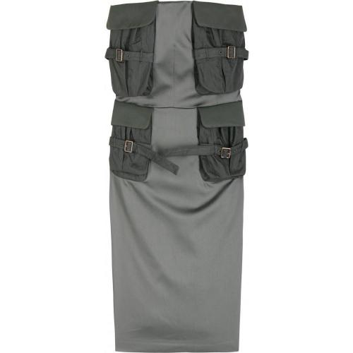 Acne Alp Kleid Mit Taschen