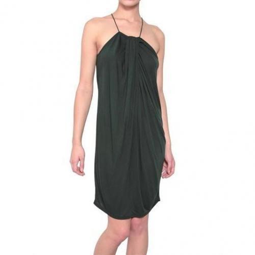A.F.Vandevorst Asymmetrisches Stretch Jersey Kleid
