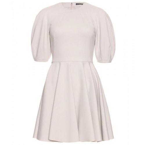 Alexander McQueen Ausgestelltes Kleid
