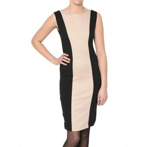 Alice+Olivia Zweiton Milano Naht Jersey Kleid