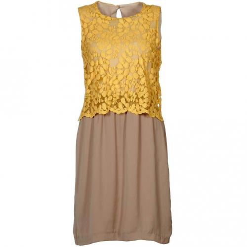 Ana Alcazar Sommerkleid beige