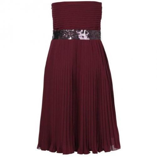 Apart Cocktailkleid / festliches Kleid Dunkelrot