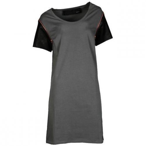 Avelon Kleid T-Shirt Dress earl grey
