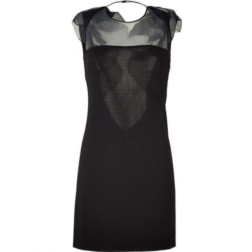 Azzaro Black Magdalena Dress
