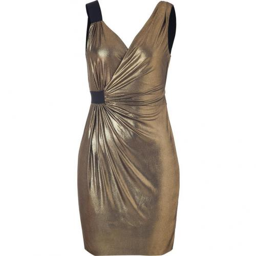 Bailey 44 Antique Gold Girls Gone Wild Dress