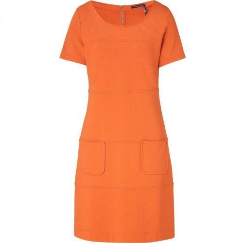 Betty Barclay Jerseykleid orange