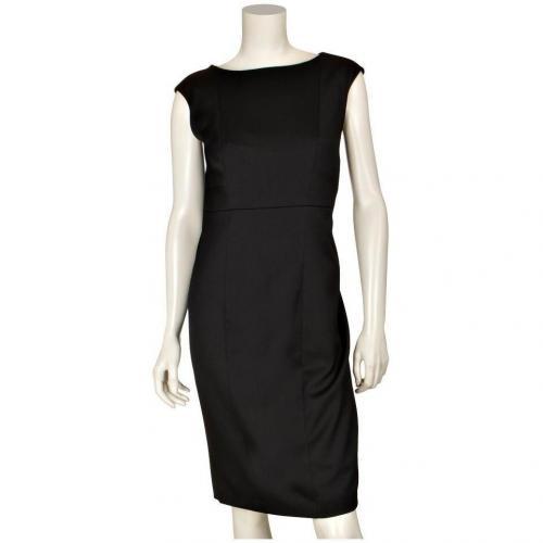 Blacky Dress Etuikleid Schwarz