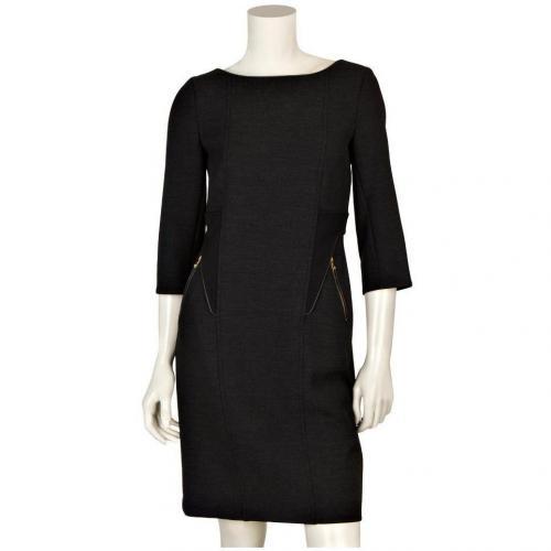Blacky Dress Kleid Grau