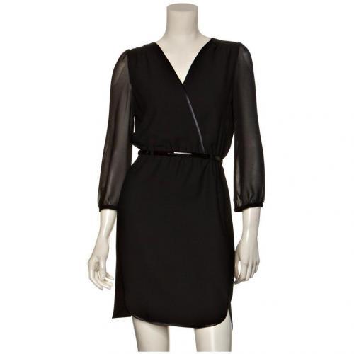 Blacky Dress Kleid mit langen Ärmeln