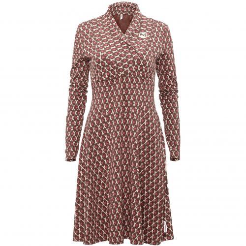Blutsgeschwister Kleid Chalet gschmusi Dress braun